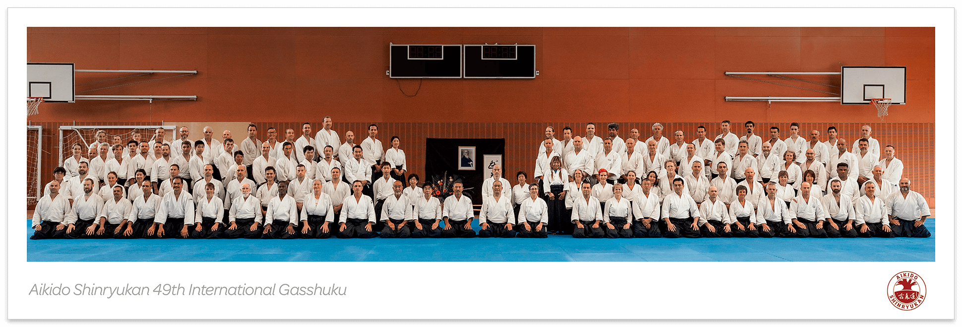 Aikido Shinryukan 49th International Gasshuku