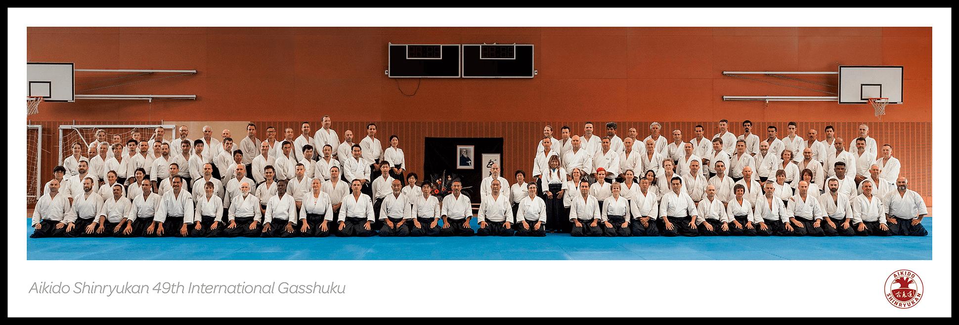 Aikido Shinryukan 49th International Gasshuku