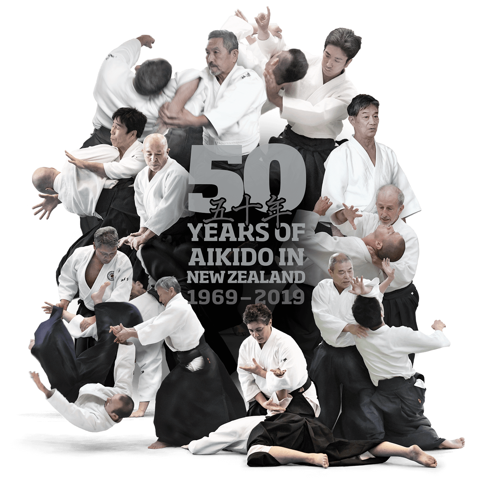 50 Years of Aikido in New Zealand