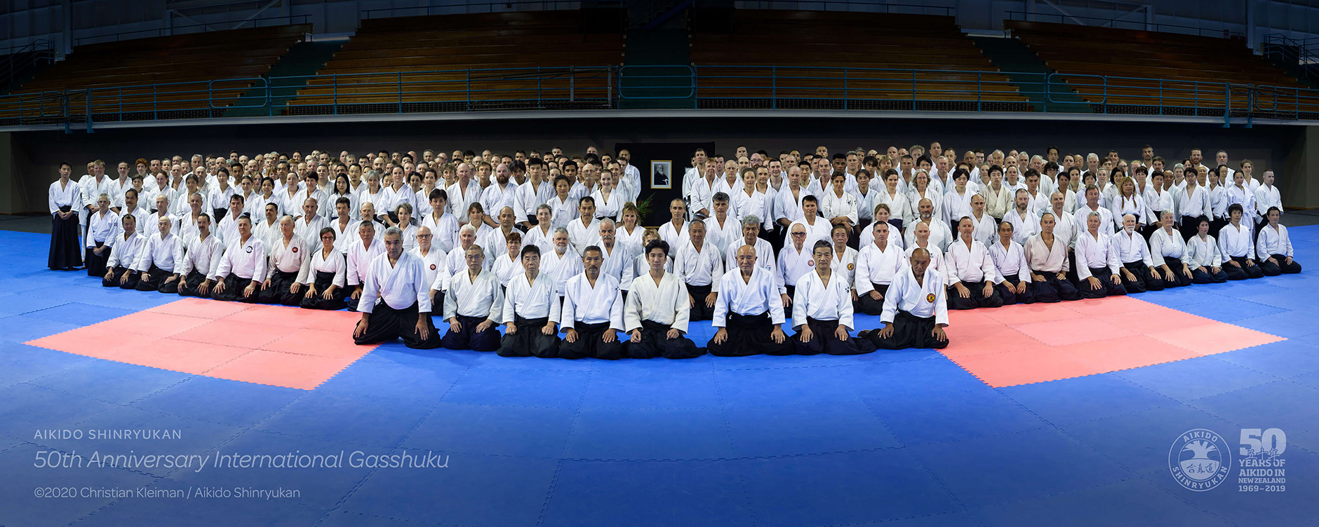 Aikido Shinryukan 50th International Gasshuku