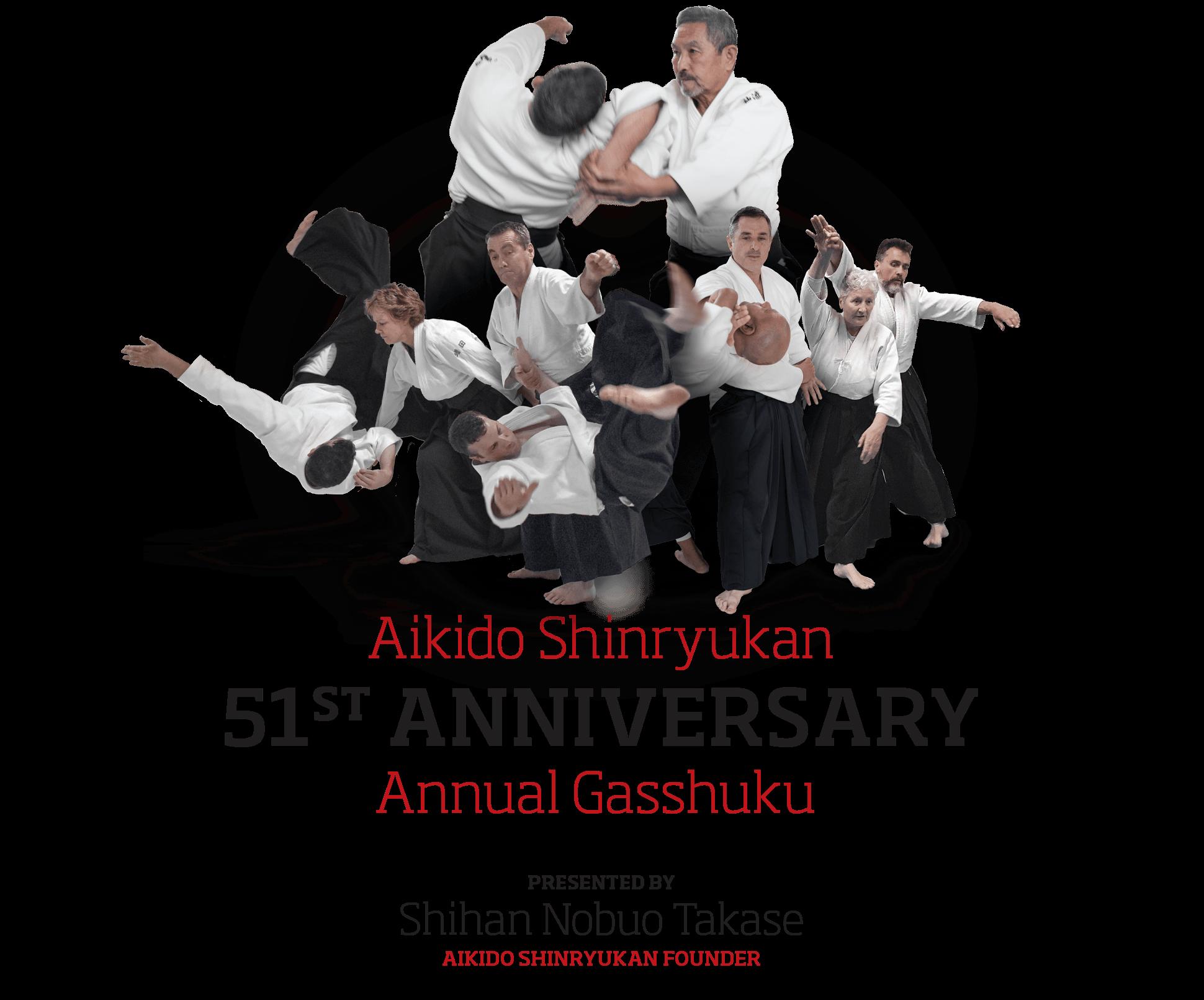51st Anniversary Annual Gasshuku